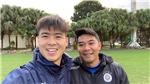 Bóng đá Việt Nam hôm nay: Duy Mạnh xông đất CLB Hà Nội, Văn Hậu nhớ bữa cơm gia đình