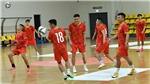 Bóng đá Việt Nam hôm nay: Futsal Việt Nam đấu CH Séc (20h00, 19/9)