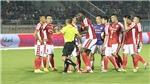 Bóng đá Việt Nam hôm nay: VFF yêu cầu xử nghiêm trọng tài mắc sai sót nghiêm trọng