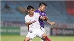 Bóng đá Việt Nam hôm nay: Bùi Tiến Dũng bị treo giò ở vòng 12 V-League