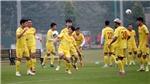 Bóng đá Việt Nam hôm nay:Tuyển Việt Nam đá giao hữu với Jordan tại UAE