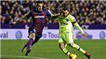 Barca thống trị Liga: Việc gì khó, có Messi