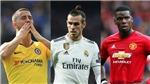 Chuyển nhượng 'bom tấn' Hè 2019: Real mua Hazard, Griezmann đến Barca, MU mua De Ligt, bán Pogba và De Gea