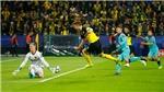 Dortmund 0-0 Barcelona: Barca đầy khiếm khuyết, khó mơ vô địch Champions League