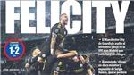 Truyền thông Tây Ban Nha nói gì về thất bại của Real Madrid trước Man City?