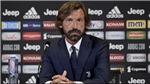 Vì sao Juventus bất ngờ chọn Pirlo làm HLV?