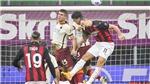 Milan 3-3 Roma: Ibrahimovic lập cú đúp, Milan vẫn mất điểm đáng tiếc