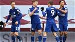 K+, K+PM trực tiếp bóng đá Anh: Leicester vs Arsenal (19h00 hôm nay)