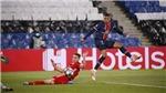 PSG vào bán kết cúp C1: Dưới bước chân của Mbappe