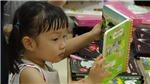 MC Minh Trang: Hãy dùng sách để 'kéo' trẻ khỏi ipad và tivi