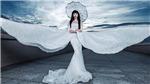 Siêu mẫu quốc tế Jessica Minh Anh về Việt Nam tìm điểm làm show