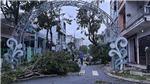 Khắc phục hậu quả bão số 9: Bộ Quốc phòng tăng cường lực lượng, phương tiện giúp các địa phương