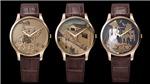 Phố cổ Hà Nội được thiết kế trên mặt đồng hồ xa xỉ hàng đầu Thuỵ Sĩ