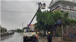 EVN chủ động ứng phó bão số 8 và mưa lũ tại miền Trung