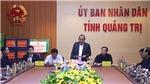 Phó Thủ tướng Thường trực Trương Hòa Bình chỉ đạo khắc phục hậu quả lũ lụt ở Quảng Trị
