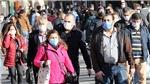 Dịch COVID-19: Số ca tử vong tại Thổ Nhĩ Kỳ tăng cao chưa từng thấy