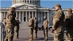 Khoảng 5.000 lính Vệ binh Quốc gia tiếp tục ở lạiWashington D.C