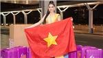 Á hậu Ngọc Thảo mang gần 150kg hành lý dự thi Miss Grand International