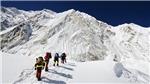 Đỉnh Everest đón các nhàleo núi trở lại kể từ khi dịch Covid-19 bùng phát