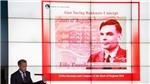 Chân dung nhà toán học Alan Turing sẽ xuất hiện ở mặt sau tờ tiền 50 bảng mới của Anh
