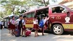 Tăng cường các giải pháp bảo đảm an toàn cho học sinh khi sử dụng dịch vụ đưa đón bằng xe ô tô