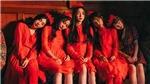 Các cô gái Red Velvet hóa 'cô dâu ma' trong loạt ảnh 'nhá hàng' trở lại