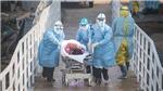 Dịch COVID-19: Hỗ trợ thiết bị y tế chuyên dụng phục vụ công tác khám bệnh tại xã Sơn Lôi, Vĩnh Phúc