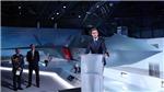 Anh công bố dự án trị giá 2 tỷ bảng phát triển máy bay chiến đấu thế hệ mới