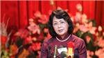 Thông báo của Ủy ban Thường vụ Quốc hội về việc thực hiện quyền Chủ tịch Nước đối với bà Đặng Thị Ngọc Thịnh