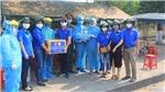 Đà Nẵng: Trao tặng quà cho lực lượng trực chống dịch COVID-19 tại 7 điểm chốt