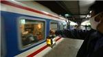 Thân thương chuyến tàu duy nhất tuyến Hà Nội - Thành phố Hồ Chí Minh mùa dịch COVID-19