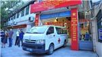 Hà Nội cử chuyên gia y tế hỗ trợ tỉnh Bắc Giang phòng, chống dịch
