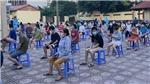 Khẩn trương lấy mẫu xét nghiệm người liên quan đến các ca dương tính tại ổ dịch phường Việt Hưng