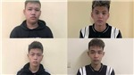 Bắt giữ 4 đối tượng để điều tra, làm rõ vụ giết người xảy ra tại phố Hương Viên, Hà Nội