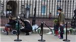 Nước Anh bắn đại bác tưởng nhớ Hoàng thân Philip