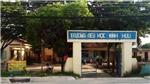 Long An: Cô giáo đánh học sinh Trường Tiểu học Bình Hữu bị kỷ luật cảnh cáo
