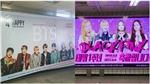 Top 3 nhóm nhạc có nhiều quảng cáo nhất tại các ga tàu điện: BTS dẫn đầu nhóm nam, Blackpink và Twice thua cả đàn em