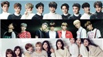 20 nghệ sĩ Kpop bán album khủng nhất mọi thời đại: BTS, EXO và Twice góp mặt, Blackpink mất hút