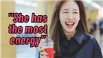 Twice than thở vì thói 'nói siêu nhiều' của chị cả Nayeon