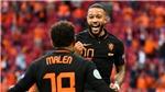 VTV6 VTV3 TRỰC TIẾP bóng đá Hà Lan vs Bắc Macedonia, EURO 2021 hôm nay