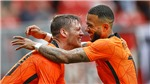 Hà Lan 3-2 Ukraine: Rượt đuổi kịch tính trong hiệp 2