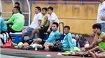 Quang Hải chấn thương, Hà Nội FC khủng hoàng thừa trung vệ