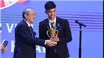 Kình ngư Huy Hoàng được tôn vinh ở Cúp Chiến thắng 2019