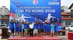 Đội bóng Thông tấn xã Việt Namvô địch giải Cúp Tứ hùng