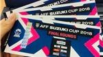 VFF mở bán vé online trận Việt Nam vs Malaysia, Chung kết AFF Cup 2018