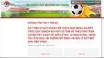 2500 vé online trận Việt Nam vs Malaysia hết vèo trong 1 phút mở bán