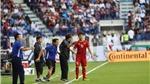 PHÂN TÍCH: Ông Park Hang Seo và 'hiệu ứng tinh thần giữa hai hiệp'