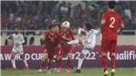 Bảng xếp hạng bảng G vòng loại World Cup 2022. Bảng xếp hạng bóng đá Việt Nam
