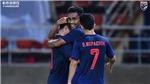 Trực tiếp bóng đá: Malaysia vs Thái Lan (19h45 ngày 13/11)