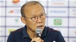 HLV Park Hang Seo tuyên bố muốn thắng Indonesia một lần nữa